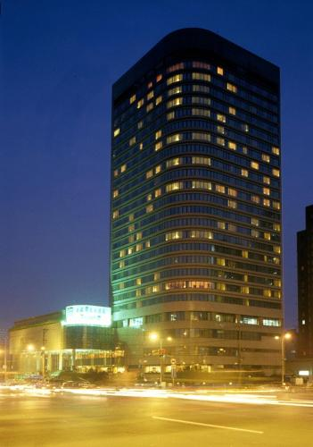 Shanghai Lansheng Hotel Photo