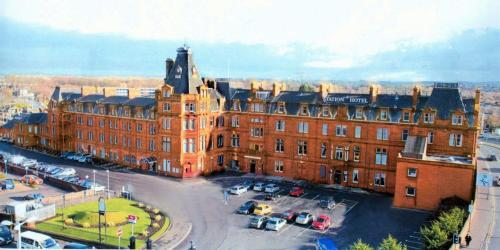 Swallow Station Hotel in Ayr, Scotland, South West Scotland