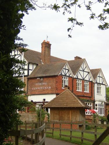 The Admiral Cunningham Hotel in Bracknell, Berkshire, South East England