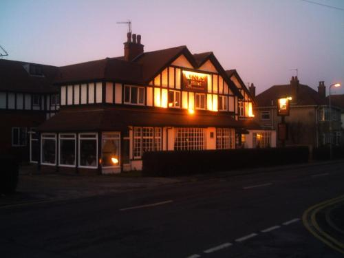 The Links Hotel in Skegness, Lincolnshire, East England