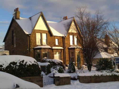 Errolbank Guest House in Dundee, Angus, East Scotland