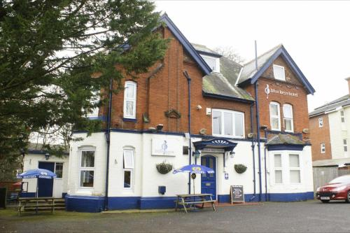 The Blue Keys Hotel in Southampton, Hampshire, South East England
