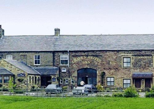 Craven Heifer Inn in Skipton, North Yorkshire, North East England