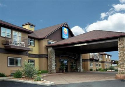 Comfort Inn and Suites Ukiah Photo