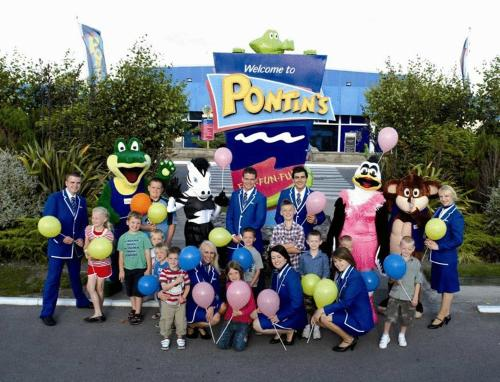 Pontins-Southport Holiday Park in Southport, Merseyside, North West England