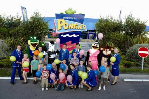 Pontins - Prestatyn Sands Holiday Park in Prestatyn, Flintshire, North Wales