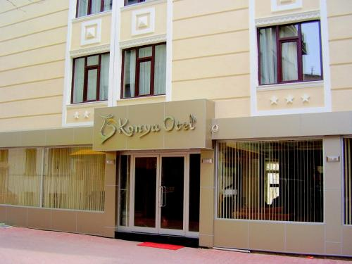 Konya Hotel Photo
