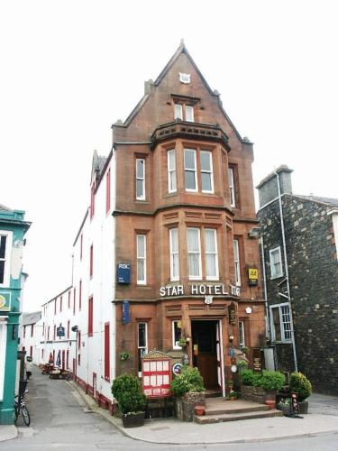 The Famous Star Hotel Moffat in Moffat, Dumfries and Galloway, South West Scotland