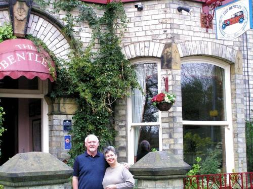 The Bentley Guest House in York, North Yorkshire, North East England