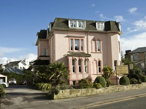 The Cavendish in Bournemouth, Dorset, South West England
