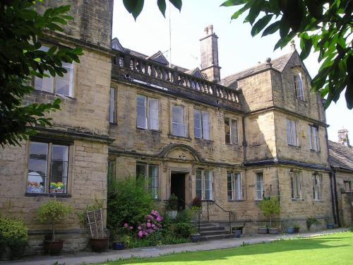 Bagshaw Hall in Bakewell, Derbyshire, Central England