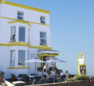 The Derby Guest House in Llandudno, Conwy, North Wales