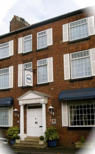Chadwick House Hotel in Macclesfield, Cheshire, North West England