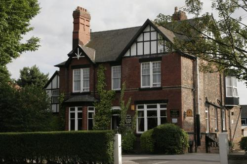 Eskdale Lodge in Sale, Cheshire, North West England