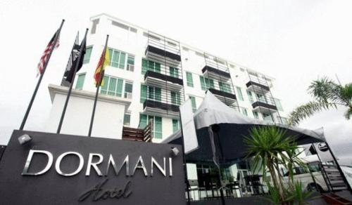 Dormani Hotel Kuching Photo