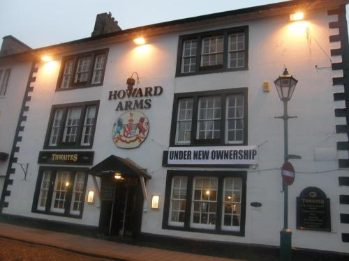 Howard Arms Hotel in Brampton, Suffolk, East England
