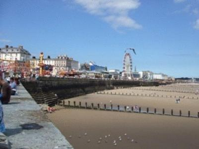 Spa Holiday Apartments in Bridlington, East Yorkshire, North East England