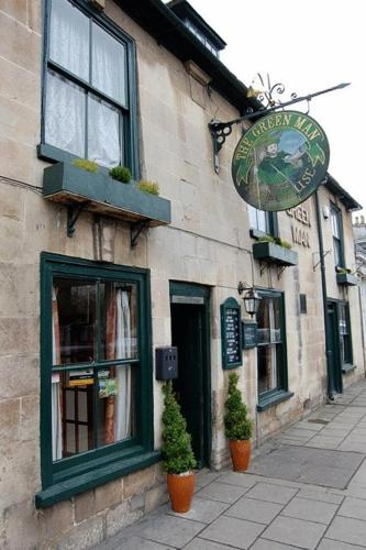 The Green Man in Stamford, Lincolnshire, East England