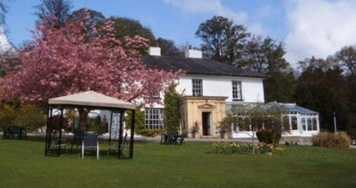Plas Hafod Hotel in Mold, Flintshire, North Wales
