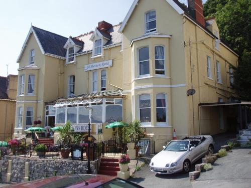 All Seasons Hotel in Llandudno, Conwy, North Wales