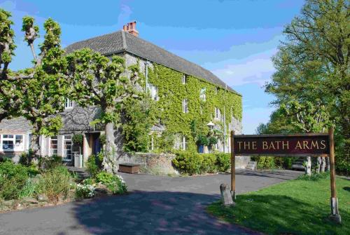 The Bath Arms in Frome, Somerset, South West England