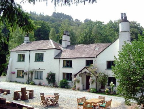 Cote How Organic Guest House in Ambleside, Cumbria, North West England