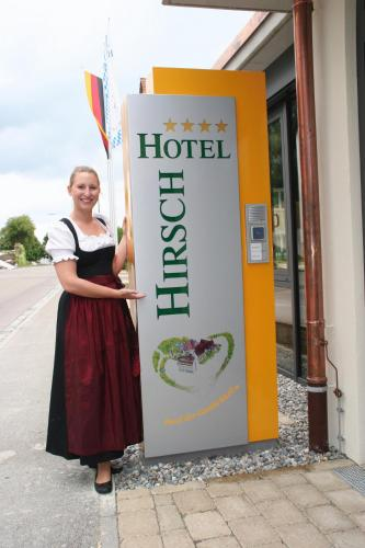 Hotel Landgasthof Hirsch Photo