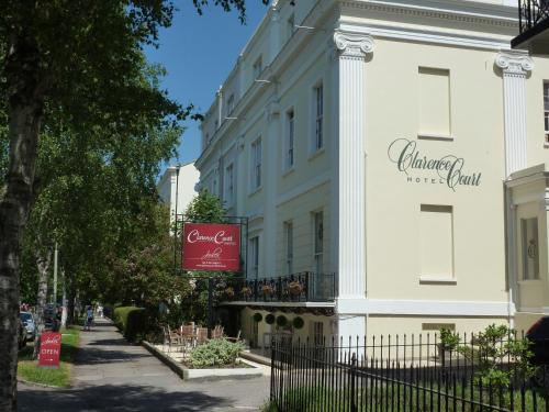 Clarence Court Hotel in Cheltenham, Gloucestershire, South West England