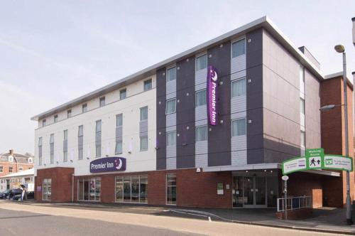 Premier Inn Exeter Central St. Davids in Exeter, Devon, South West England