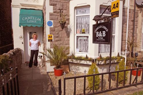 Camellia Lodge Guest House in Weston-Super-Mare, Somerset, South West England