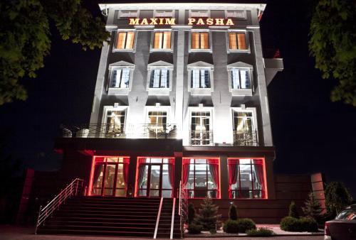 Maxim Pasha Hotel Photo