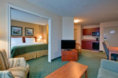 Holiday Inn Express Hotel & Suites Moncton Photo