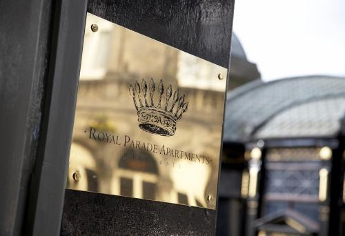 Royal Parade Apartments in Harrogate, North Yorkshire, North East England