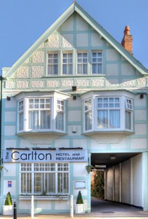 Carlton Hotel in Rugby, Warwickshire, Central England