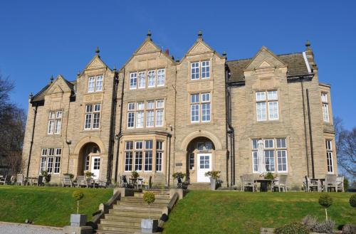 Woodlands Hotel in Batley, West Yorkshire, North East England