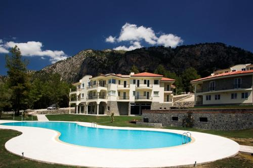 Akkaya Valley Apartments Photo