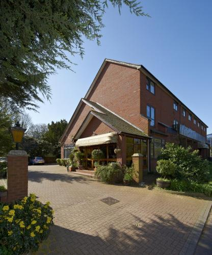 The Gate Hotel in Stevenage, Hertfordshire, Central England