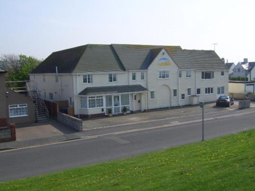 The Beach House in Prestatyn, Flintshire, North Wales