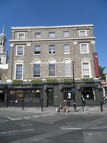 The Mitre Hotel in London, Greater London, South East England