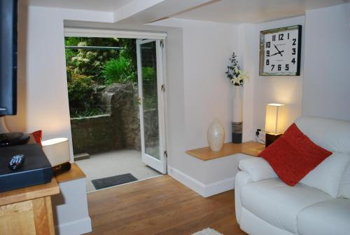 Edinburgh City Centre Garden Apartment in Edinburgh, Edinburgh, Borders Scotland