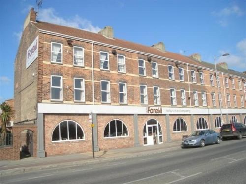 Hotel Farelli in Kingston upon Hull, East Yorkshire, North East England