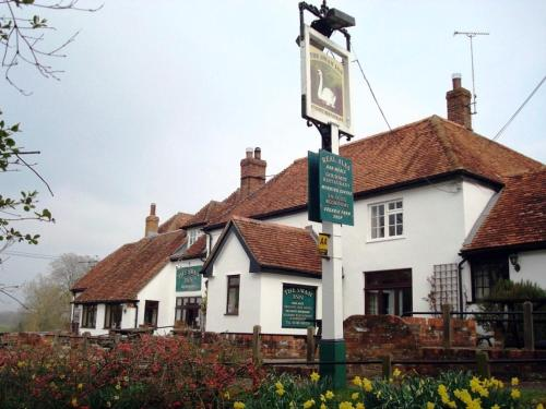 The Swan Inn in Hungerford, Berkshire, South East England