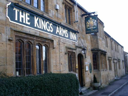 The Kings Arms Inn in Yeovil, Somerset, South West England