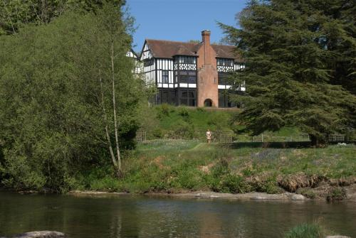 Caer Beris Manor in Builth Wells, Powys, Mid Wales