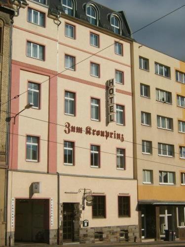Hotel zum Kronprinz (Garni) Photo