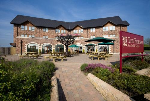 New Country Inns @ The Bluebell Inn in Dodworth, South Yorkshire, North East England