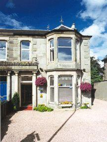 Clunie Guest House in Perth, Perth and Kinross, Central Scotland