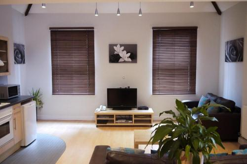 City Quarters at Shaftesbury House Serviced Apartments in Birmingham, West Midlands, Central England