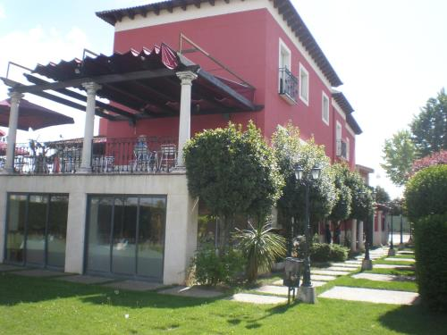 Photo de Hotel Doña Carmen