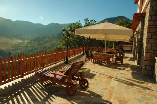 Archontiko Metsovou Boutique Hotel - Hotels in Greece